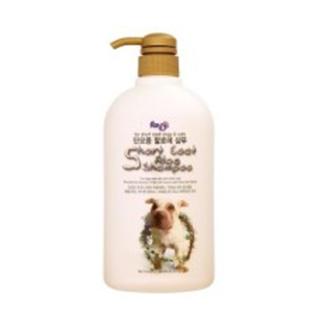 แชมพูสุนัขแมว ขนสั้น Forbis Short Coat Aloe Pet Shampoo for short hair ขนาด 750มล