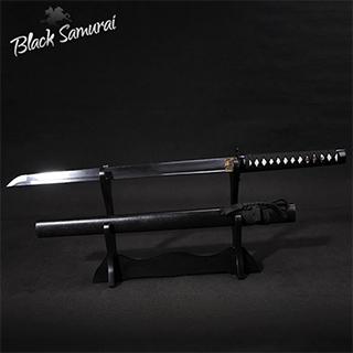 Black Samurai ดาบซามูไร ดาบนินจา เซท 3 อัน Carbon Steel ลั