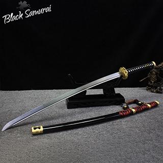 Black Samurai ดาบซามูไร katana T10 รุ่น Royal Guard