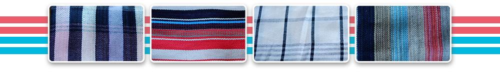 เปลี่ยนผ้าขาวม้าเดิมๆให้ทันสมัย สไตล์ฮิปสเตอร์ชาวไทย ด้วยผ้าคุณภาพดี หลากหลายลวดลายและสีสันทำให้สนุกกับการแต่งตัวได้มากยิ่งขึ้น