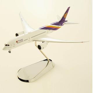 เครื่องบินจำลองB787-9 (1:400), โลหะ