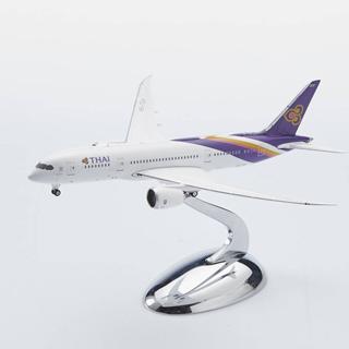 เครื่องบินจำลองB787-8 (1:400), โลหะ
