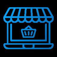 บริการสร้างช่องทางการค้าทางออนไลน์ (Online Sale Channel