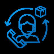 บริการหลังการขายครบวงจร (Full Support Whrehouse Customet Service)