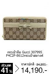 กระเป๋าสตางค์ Gucci Logo ทั้งใบสีทอง