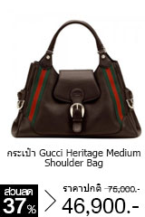 กระเป๋าแบรนด์ Gucci กระเป๋าสะพายไหล่