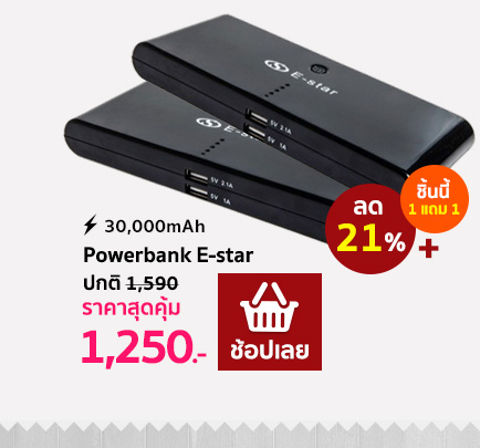 Power Bank E-Star